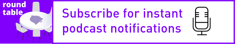 Subscribe for instant podcast notifications